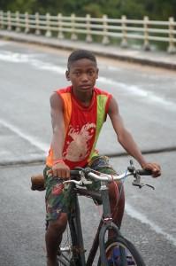 jongen+fiets